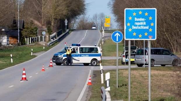 Немцы начали устраивать массовые облавы на украинских заробитчан на границе. Задерживают целыми автоколоннами