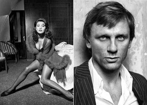 Интимные портретные работы мастера: как выглядели звезды Голливуда всвоих ранних фотосетах