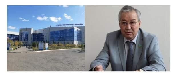 Сын экс-депутата пытался перерезать себе горло в больнице Нур-Султана – СМИ