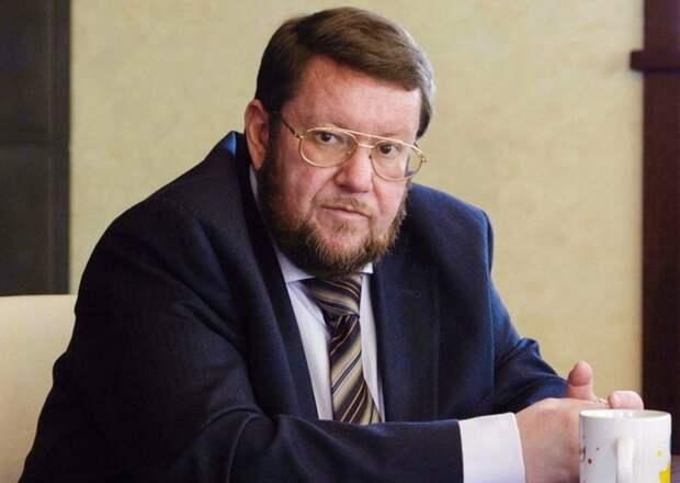 Сатановский высказался о настоящей цели шпионского скандала в Чехии