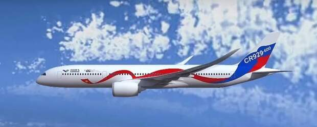 Boeing и Airbus начали войну против российско-китайского лайнера CR929