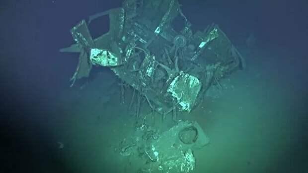 У берегов Филиппин обнаружили самую глубоководную находку времен войны