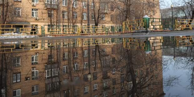 На Стартовой устранили подтопление — «Жилищник»