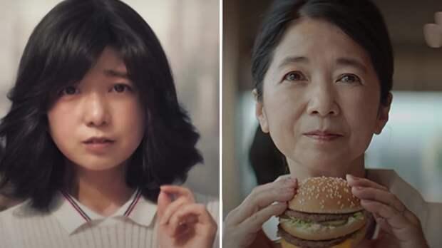 Японская актриса в 62 года сыграла девушку-подростка