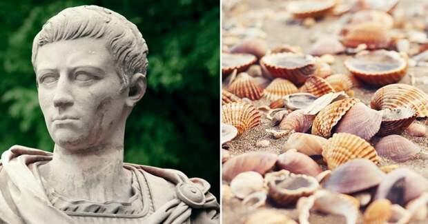 Десятка фактов, подтверждающих безумие Калигулы