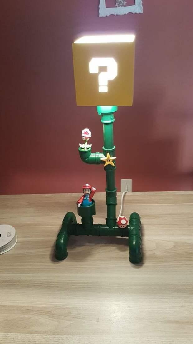 Светильники имени Марио (подборка)