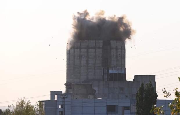 Ад и Чернобыль: В Воронеже взорвался купол атомной станции