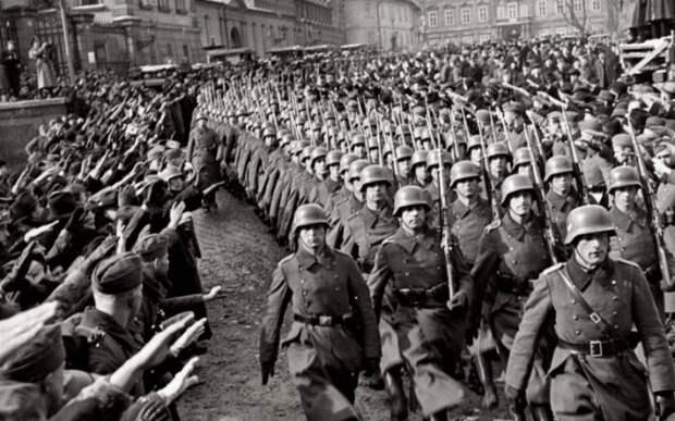 Чехословакия 1939 года.
