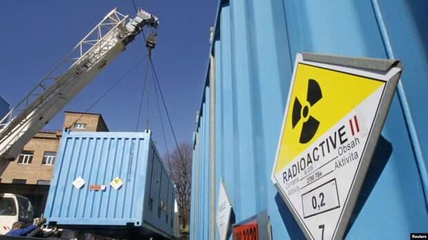 Минэнерго США планирует запретить импорт урана из России и Китая