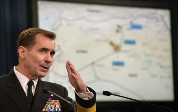 В Министерстве обороны ответили на протест Пентагона о военно-морских маневрах России у берегов США