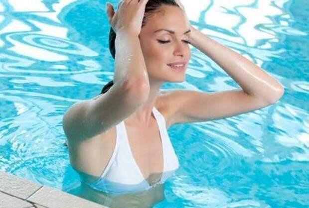 10 заболеваний, которые лечит бассейн