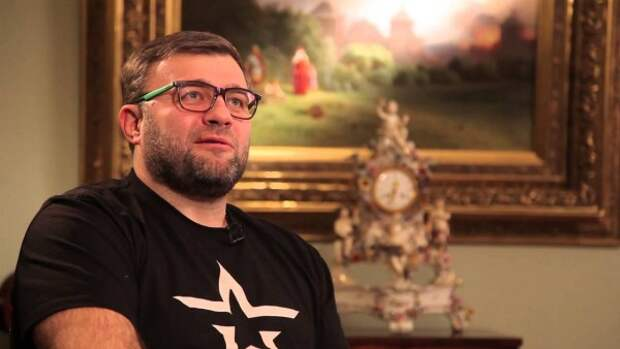 У российского актера Михаила Пореченкова начались проблемы на работе из-за Крыма