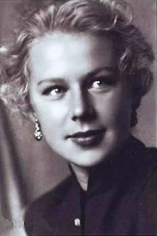 Лариса Кронберг