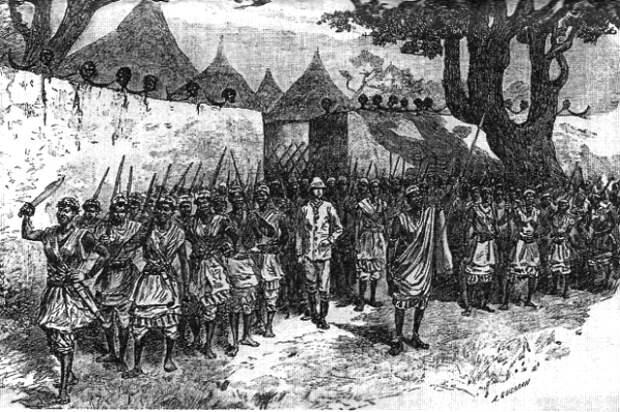 Амазонки Дагомеи: кем были женщины, которые обращали вбегство французскую армию