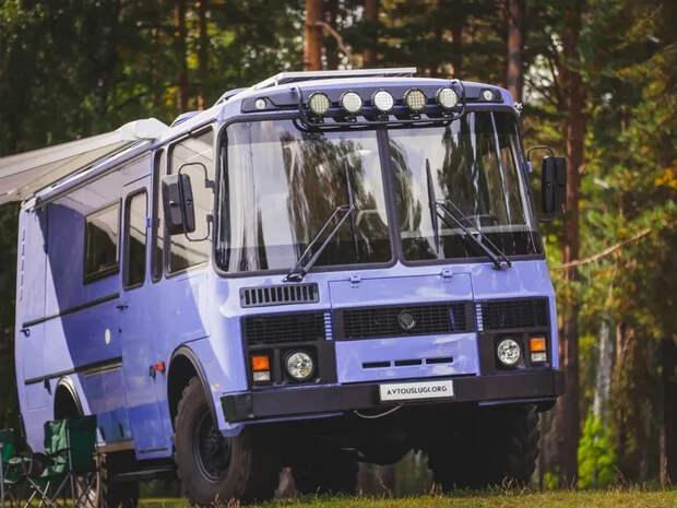 Дом на колесах из автобуса ПАЗ Кемпер, Пазик, Дом на колесах, Вездеход, Отдых на природе, Длиннопост