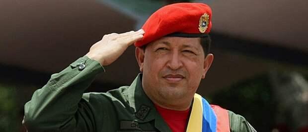 Чавес был убит за попытку покончить с диктатурой доллара
