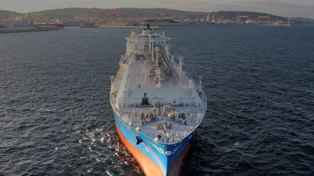 Япония участвует в российских газовых проектах