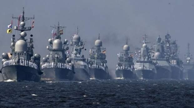 Северный флот награжден орденом Ушакова