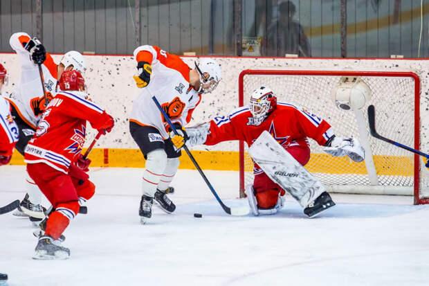 «Молот-Прикамье» обыграл хоккеистов «Ижстали»