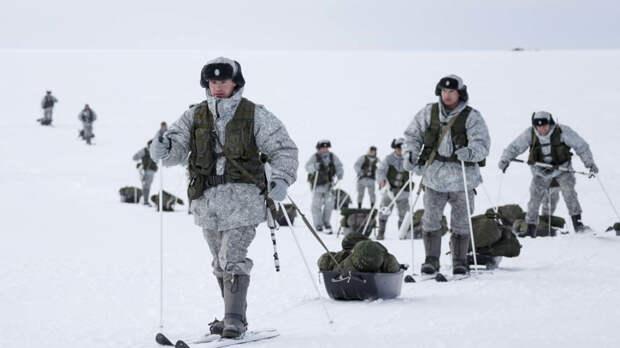 NI: «экстремальные» беспилотники увеличат боевой потенциал российских военных в Арктике