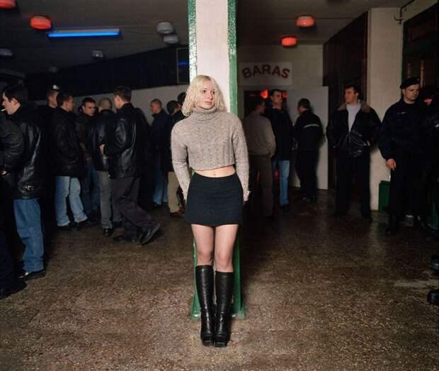 Сельская дискотека в Литве