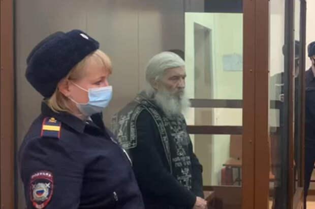 Cхиигумена Сергия арестовали на два месяца