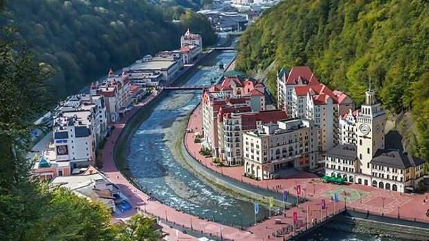 «Роза Хутор» удостоен награды Travellers' Choice 2021 по версии TripAdvisor