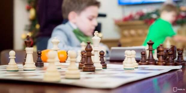 Центр досуга в Новоподмосковном переулке создаёт команду юных шахматистов