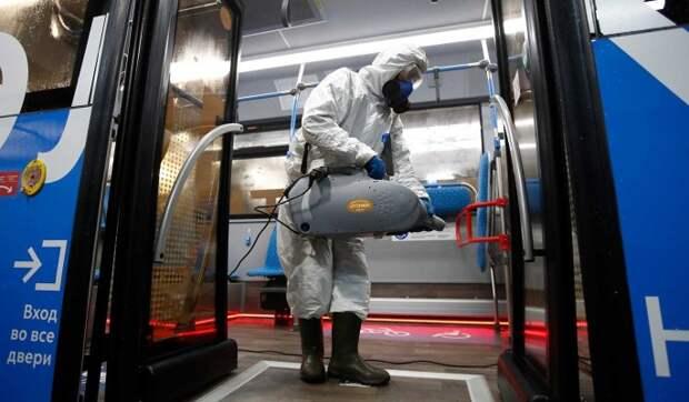 Число зараженных коронавирусом в России выросло почти на 16 тысяч