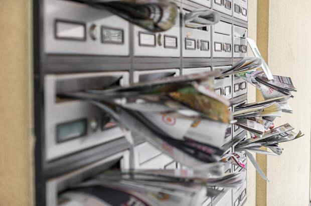 В доме на Академика Королева починили почтовые ящики