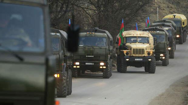 Минобороны Азербайджана обвинило армянских военных в обстреле своих позиций в Кельбаджарском районе