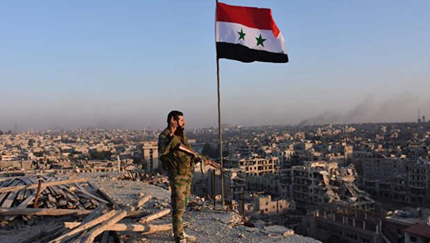 Новости Сирии. Сегодня 22 мая 2017