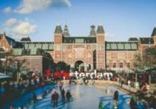 Буквы «Iamsterdam» в столице Нидерландов могут исчезнуть