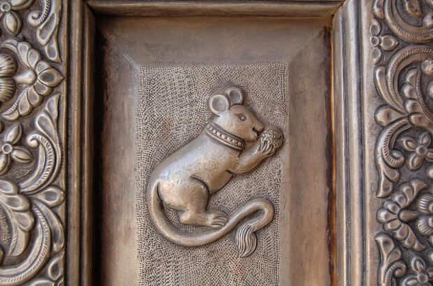 Храм Крыс Шри Карни Мата в Индии Храм крыс, Индия, Легенда, Святыни, Видео, Длиннопост