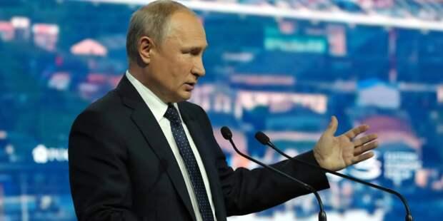 Путин оценил отношения России и Иордании