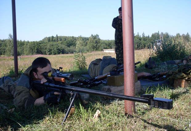 Невидимая смерть: 10 самых известных снайперских винтовок мира