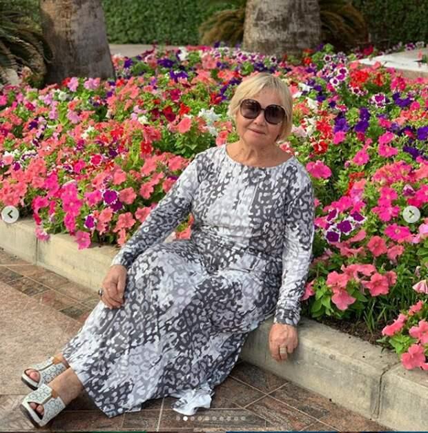 Мать Леры Кудрявцевой слегла в Крыму с инсультом