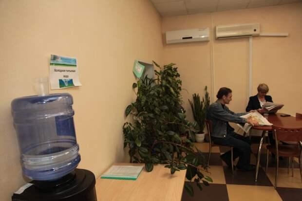 В помещениях можно отдохнуть от жары/Андрей Дмытрив, архив газеты «Юго-Восточный курьер»