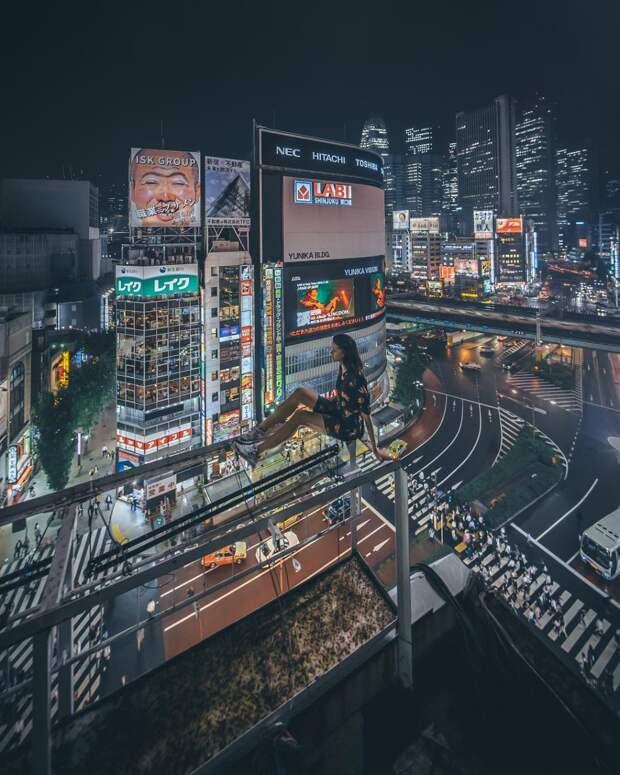 Фоторепортаж: жизнь современного Токио на фото
