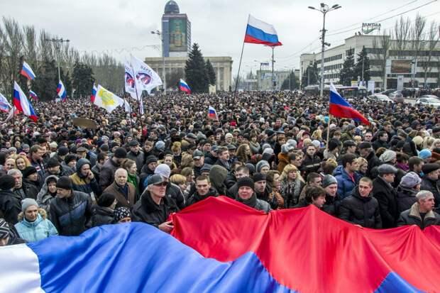 Весна не может длиться семь лет, мы ждём Русского лета – Симоньян о Донбассе