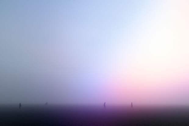Волшебное утро в тумане  от Maurice Heesen