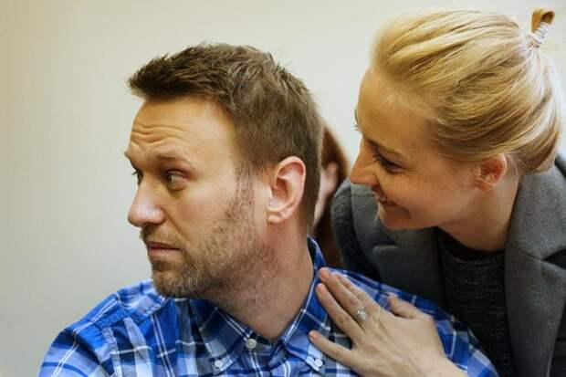Агент-жена? Почему чету Навальных подозревают в работе на иностранную разведку
