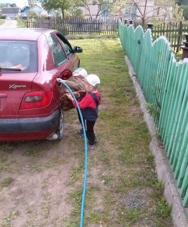 16 доказательств того, что у детской изобретательности нет вообще никаких границ