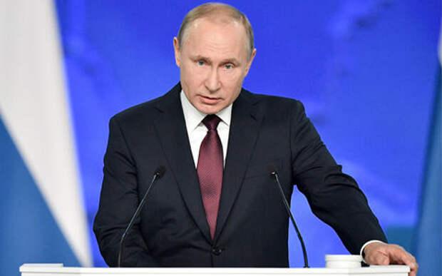 Путин велел не подставлять водителей под штрафы