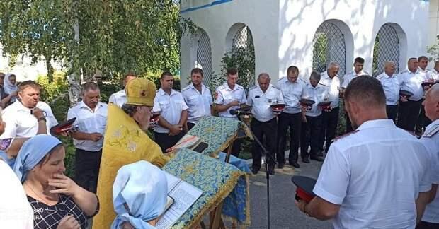 Казаки отметили 228-ую годовщину со дня высадки первых запорожцев на Кубань