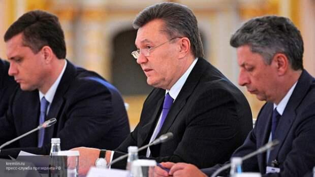 Кравчук рассказал о «потехах» Януковича во время Майдана