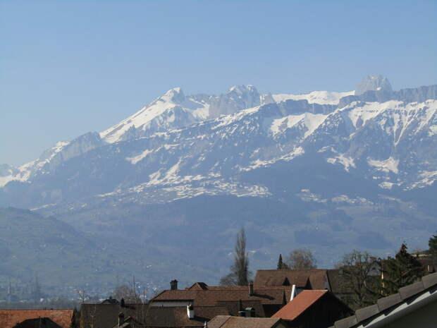 Лихтенштейн, март 2019 г.