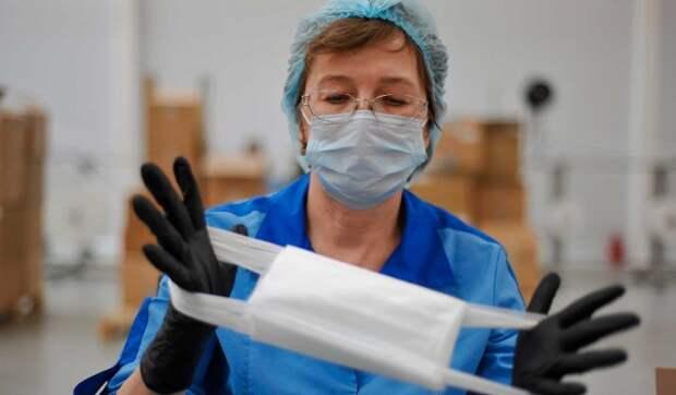 Медицинские маски от коронавируса: эффективность и правила ношения