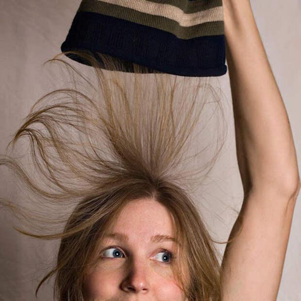 15 полезных советов, как спасти прическу после шапки