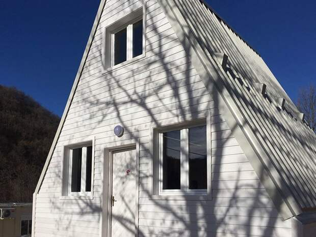 Данные складные дома бывают разных размеров: от 27 кв. м, стоимостью $33000, до 84 кв. м, стоимость же такого жилья составляет уже $73000 Ренато Видаль. дизайн, дом, недвижимость, строитель, стройка